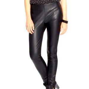 Ralph Lauren ✨HP✨ Petite Faux Leather Pants